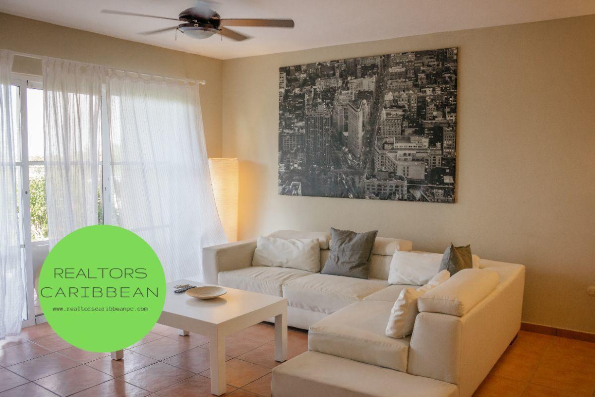 2 de 38: Apartamento en alquiler cocotal vista jardin 2 dormitorios