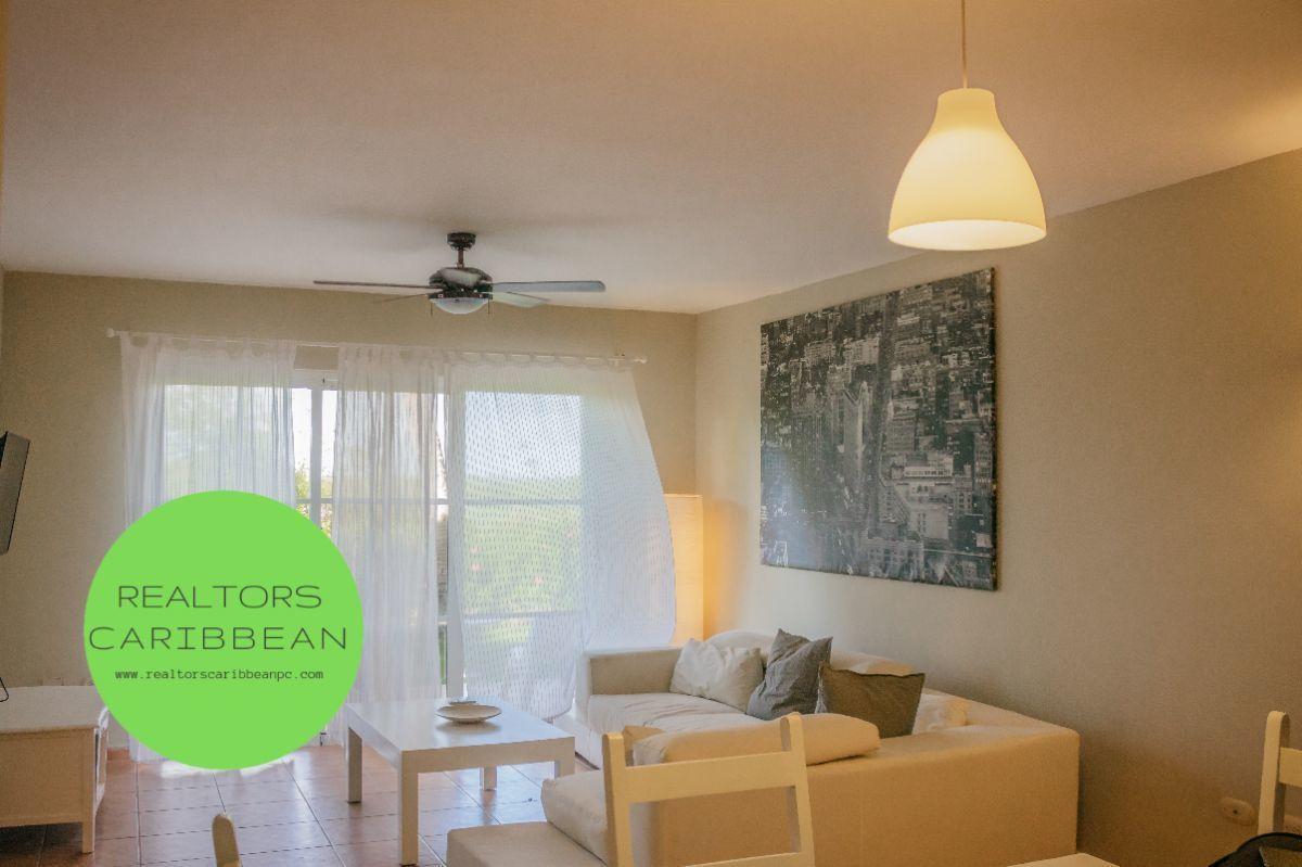 4 de 38: Apartamento en alquiler cocotal vista jardin 2 dormitorios