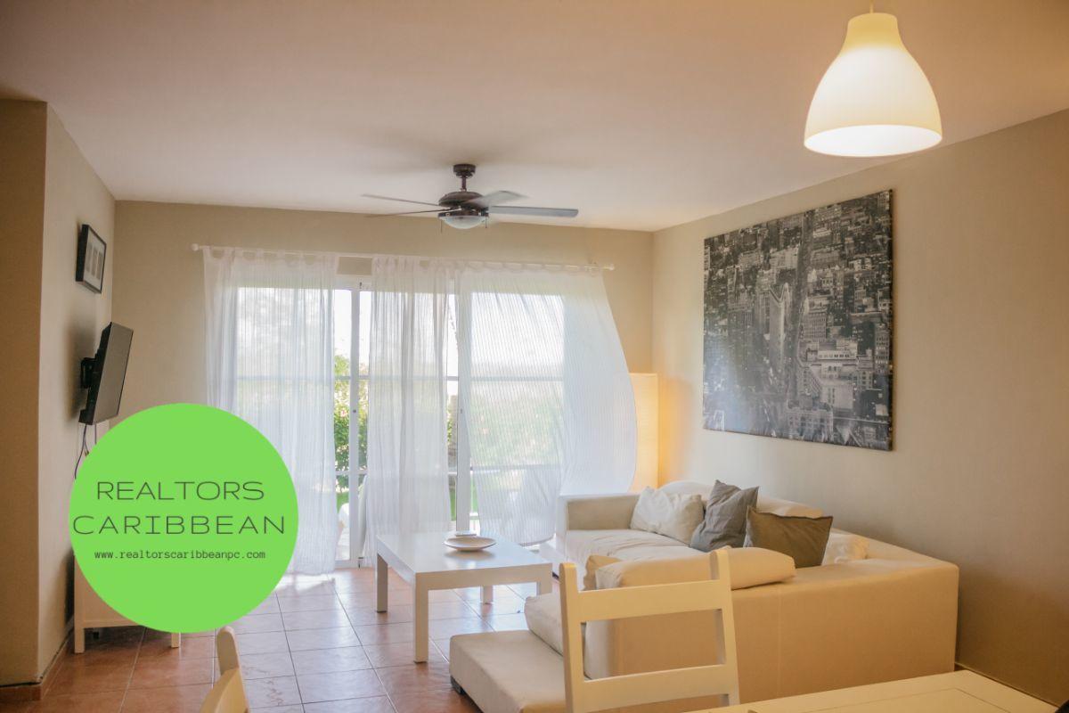 5 de 38: Apartamento en alquiler cocotal vista jardin 2 dormitorios