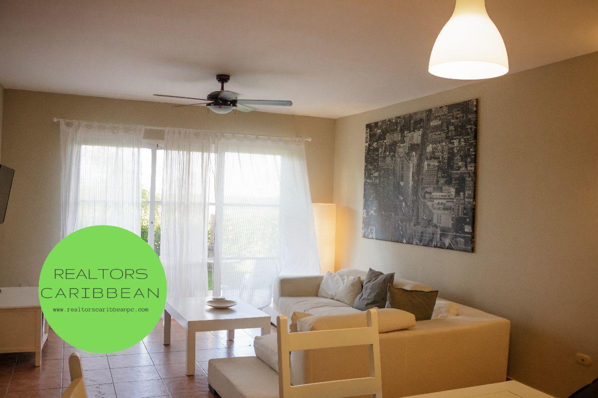 6 de 38: Apartamento en alquiler cocotal vista jardin 2 dormitorios