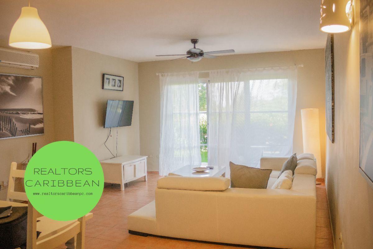 7 de 38: Apartamento en alquiler cocotal vista jardin 2 dormitorios