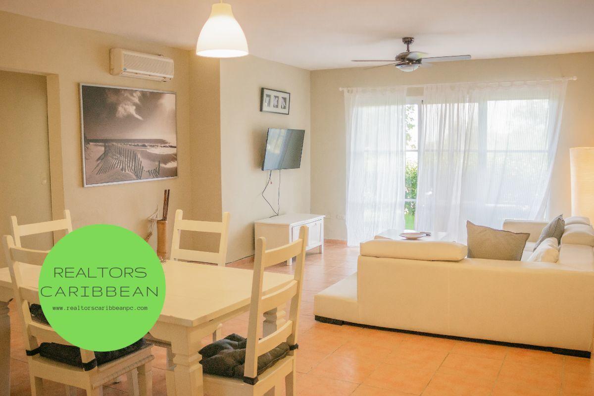 9 de 38: Apartamento en alquiler cocotal vista jardin 2 dormitorios