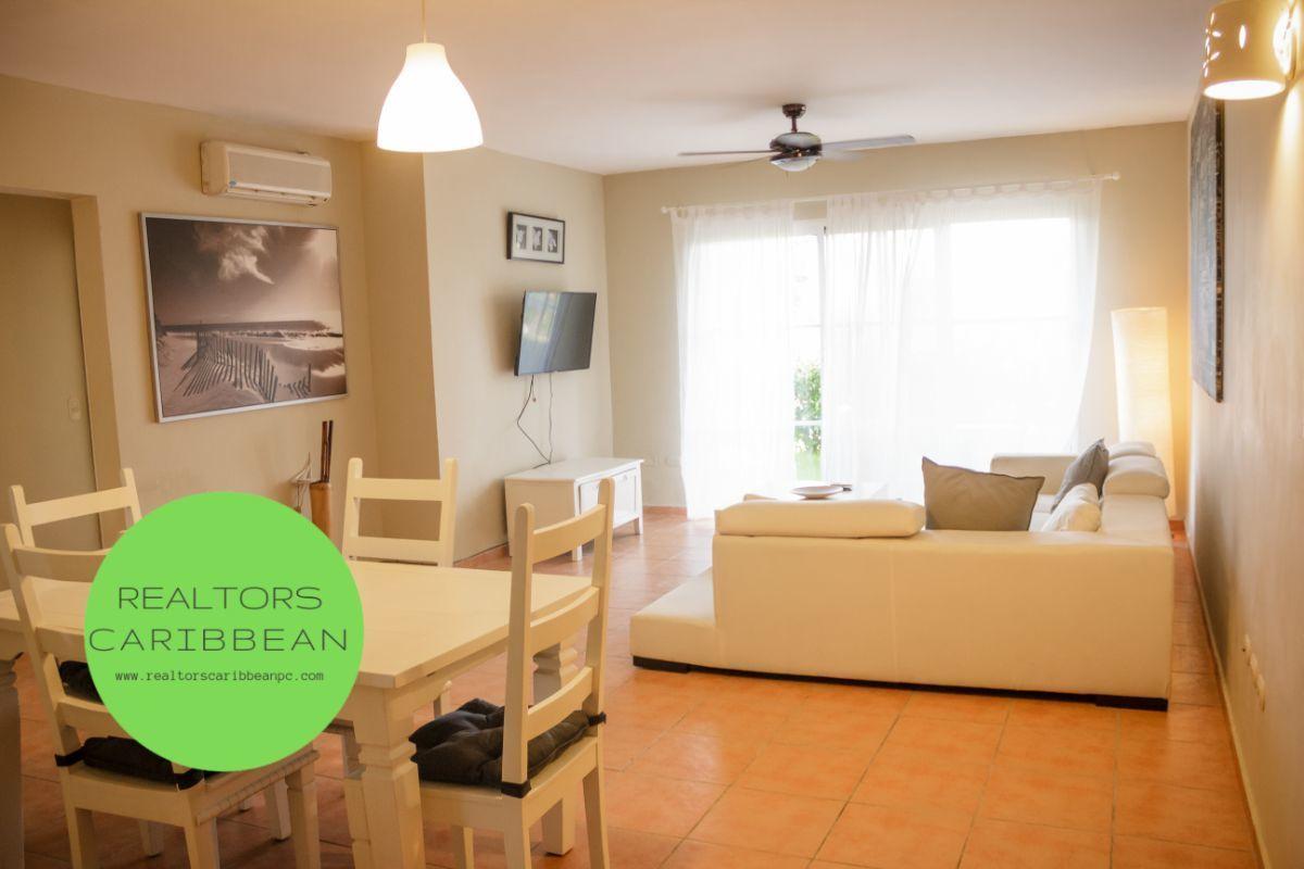 8 de 38: Apartamento en alquiler cocotal vista jardin 2 dormitorios