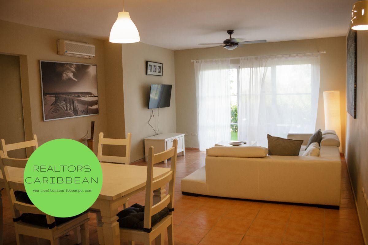 10 de 38: Apartamento en alquiler cocotal vista jardin 2 dormitorios