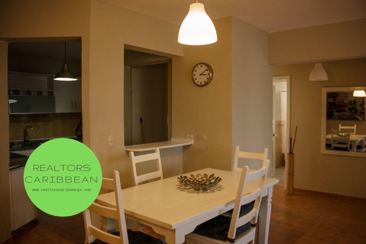 11 de 38: Apartamento en alquiler cocotal vista jardin 2 dormitorios