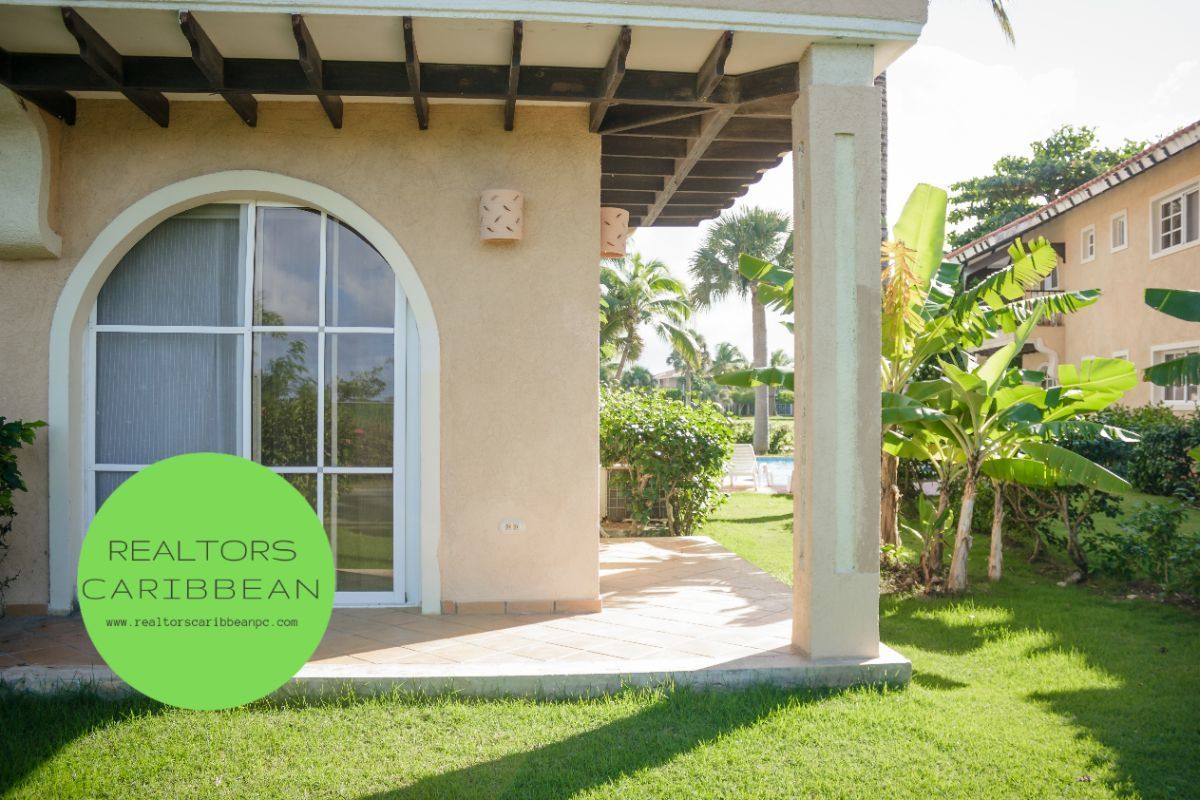 35 de 38: Apartamento en alquiler cocotal vista jardin 2 dormitorios