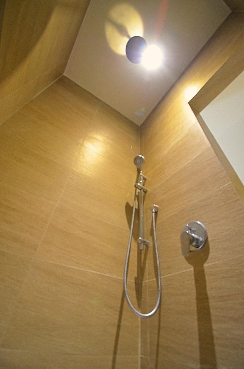 17 de 31: Master Bathroom Shower