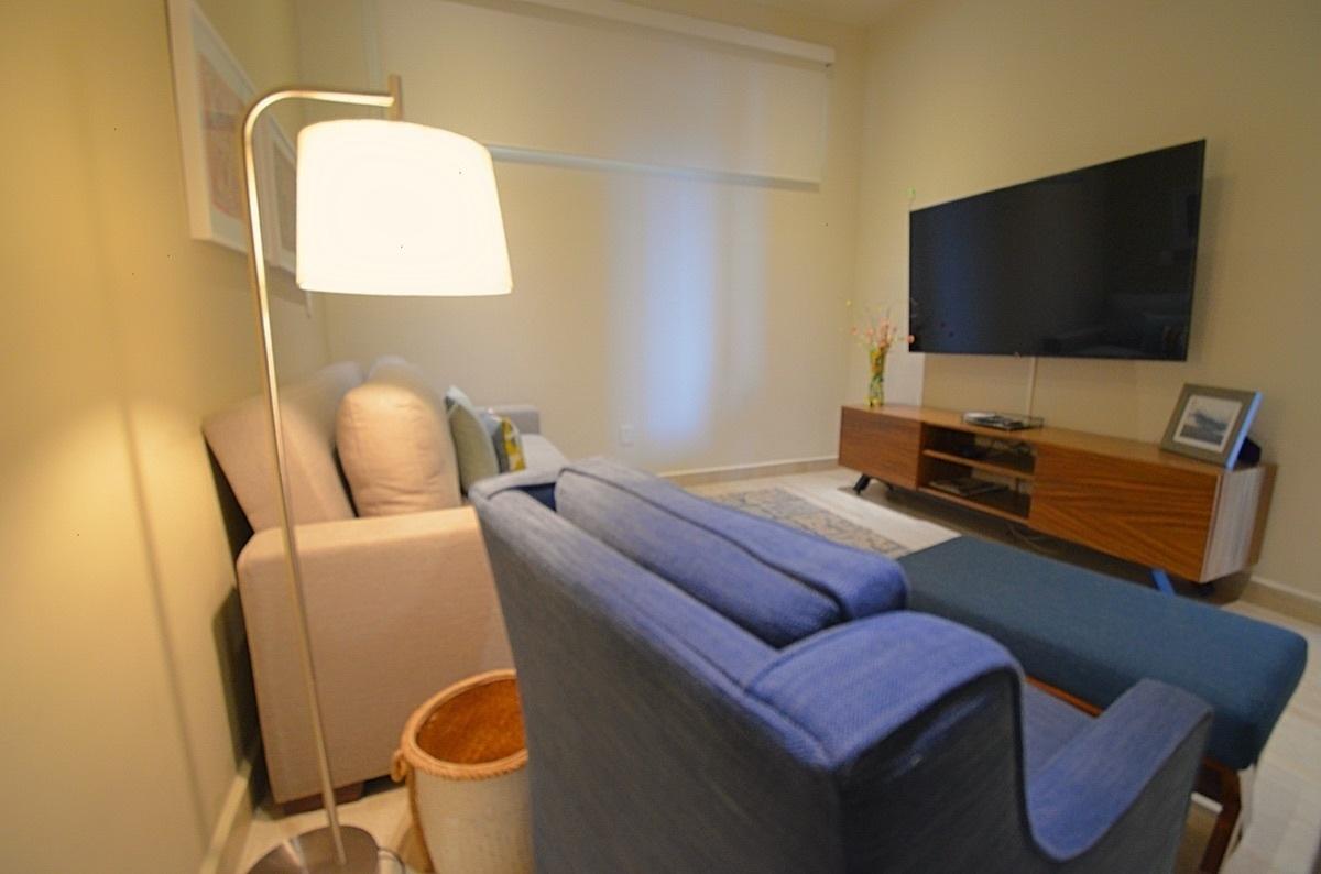 28 de 31: TV Room / Bedroom 3 with Sofa Bed