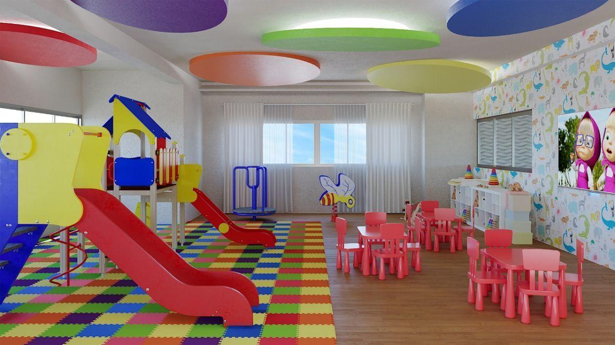 7 de 15: Area para entretenimiento sus niños.