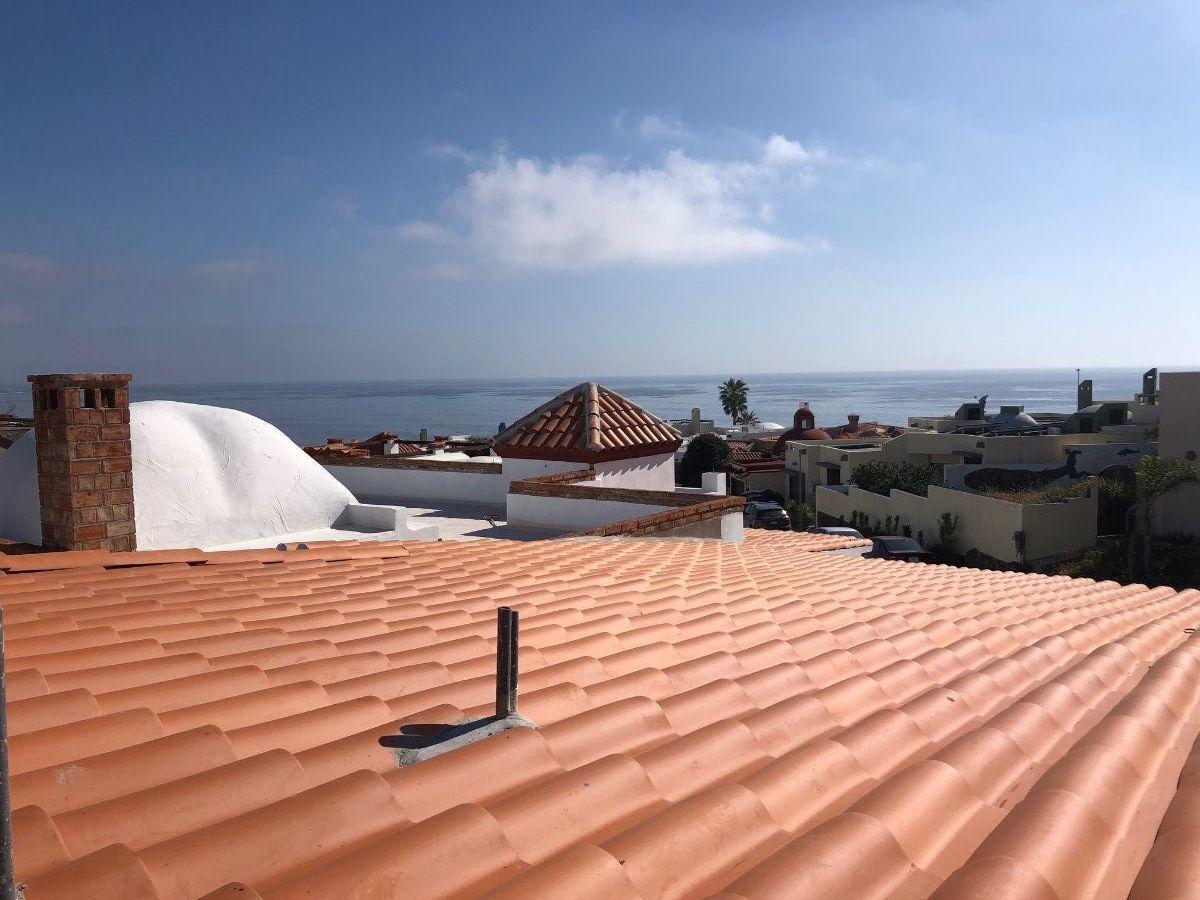 17 de 18: Vista al mar desde la terraza