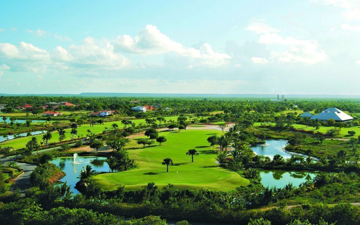 7 de 32: Apartamento en venta golf suite vista jardin 2 dormitorios