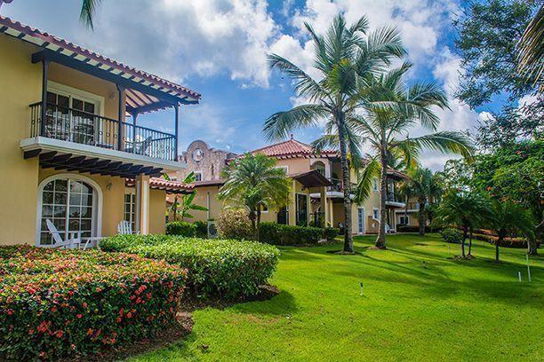 8 de 32: Apartamento en venta golf suite vista jardin 2 dormitorios