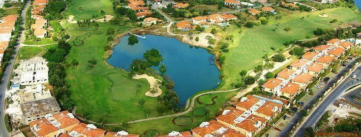 9 de 32: Apartamento en venta golf suite vista jardin 2 dormitorios