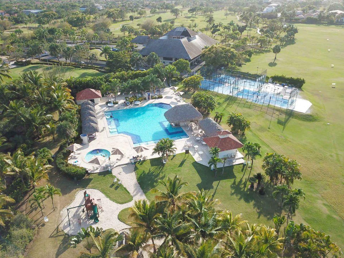 15 de 32: Apartamento en venta golf suite vista jardin 2 dormitorios