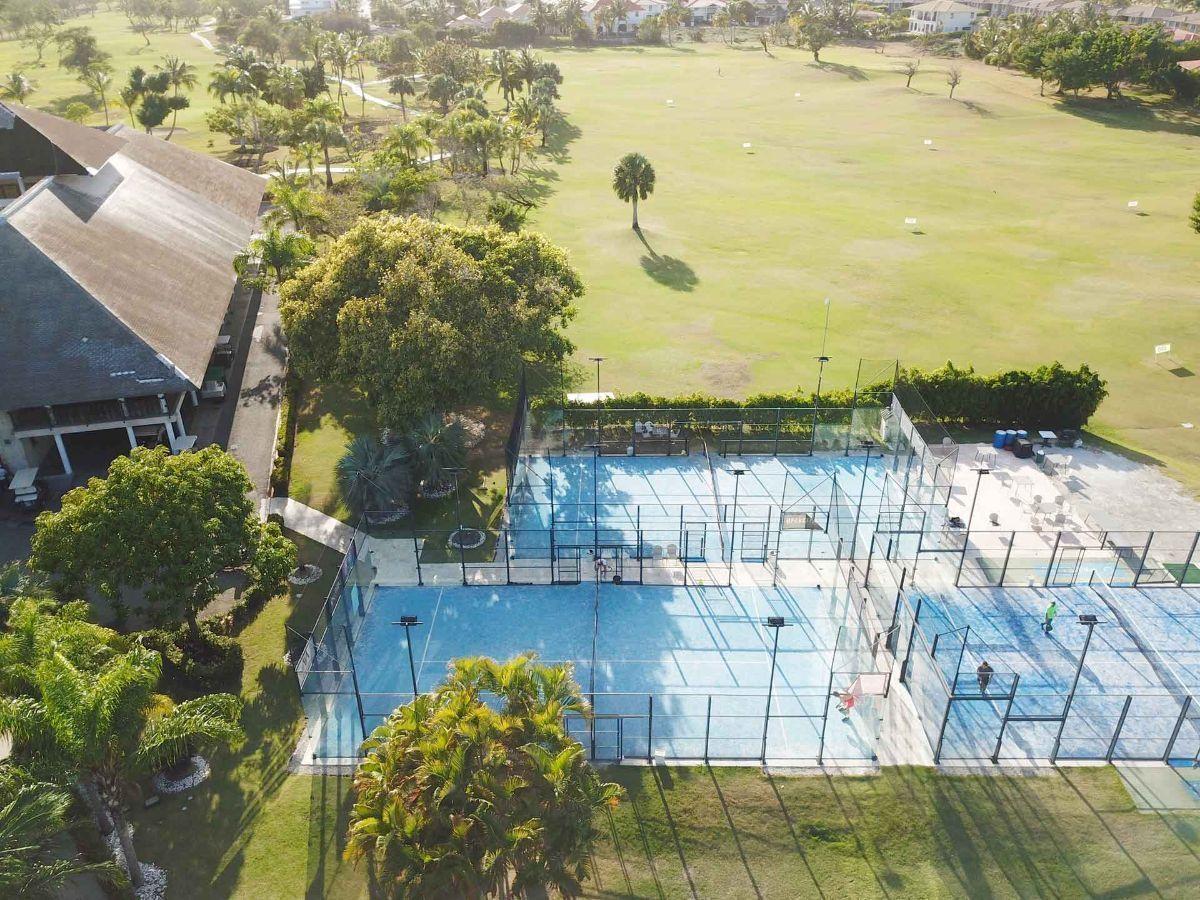 16 de 32: Apartamento en venta golf suite vista jardin 2 dormitorios