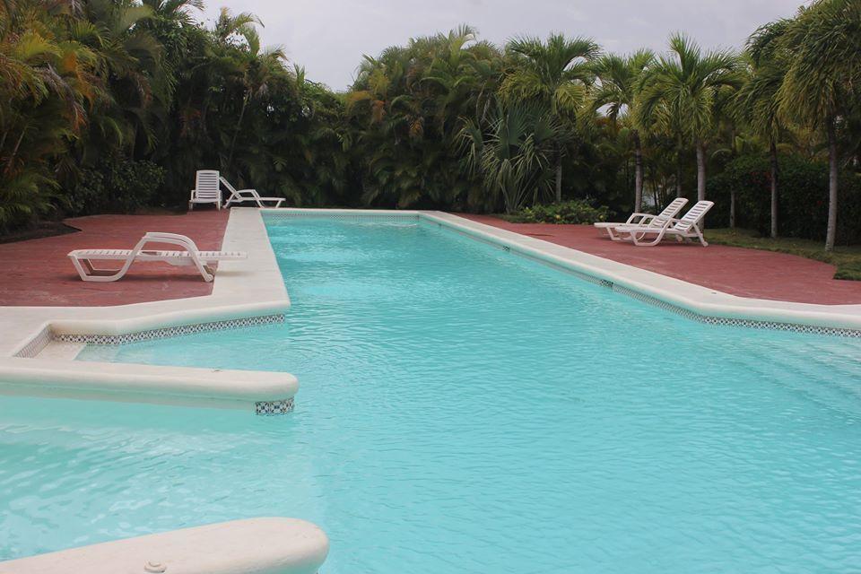 31 de 32: Apartamento en venta golf suite vista jardin 2 dormitorios