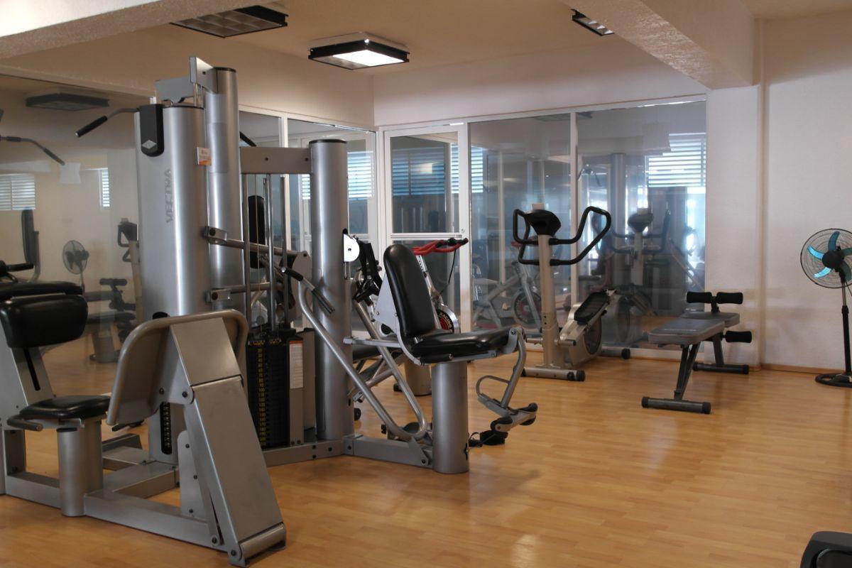 9 de 11: Gym
