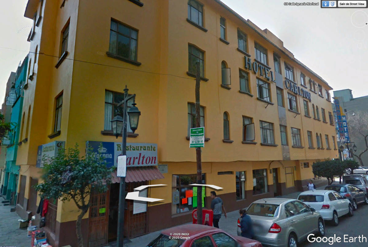 12 of 15: Edificio con uso comercial Hotelero