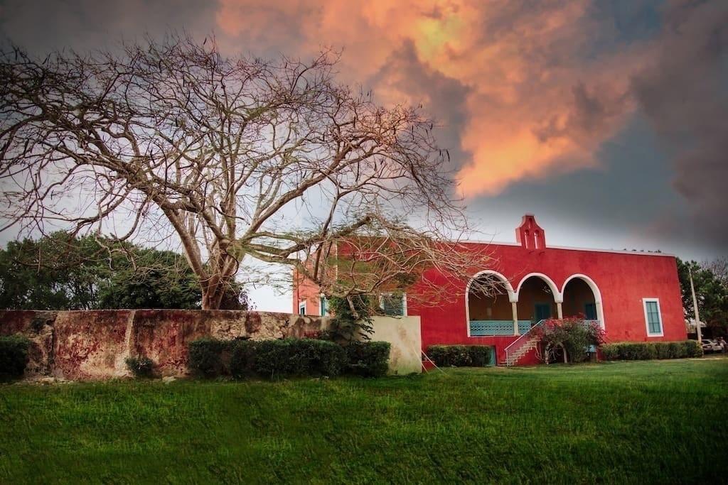 5 de 5: Hacienda de Ticopo