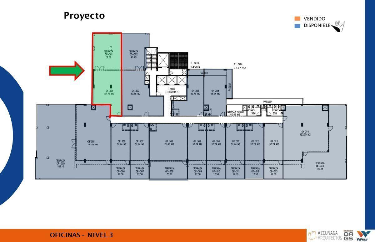 2 de 4: Mapa de Oficina