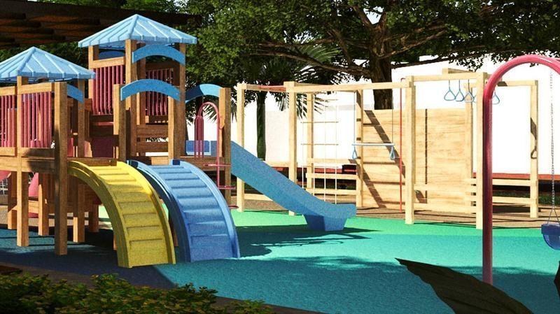 28 de 30: Área de Juegos Infantiles