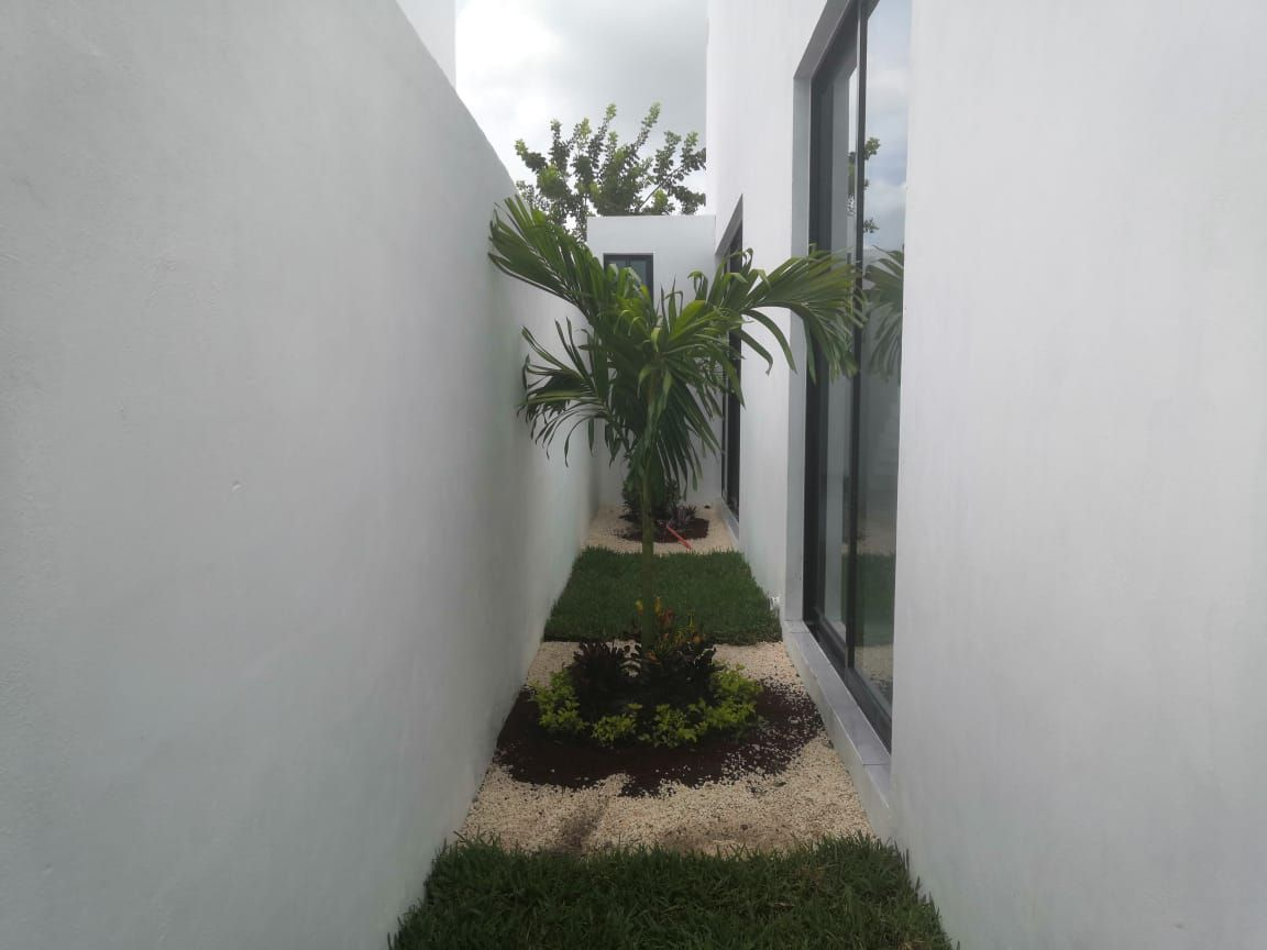 18 de 30: Jardín Lateral