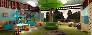 8 de 14: Área de niños
