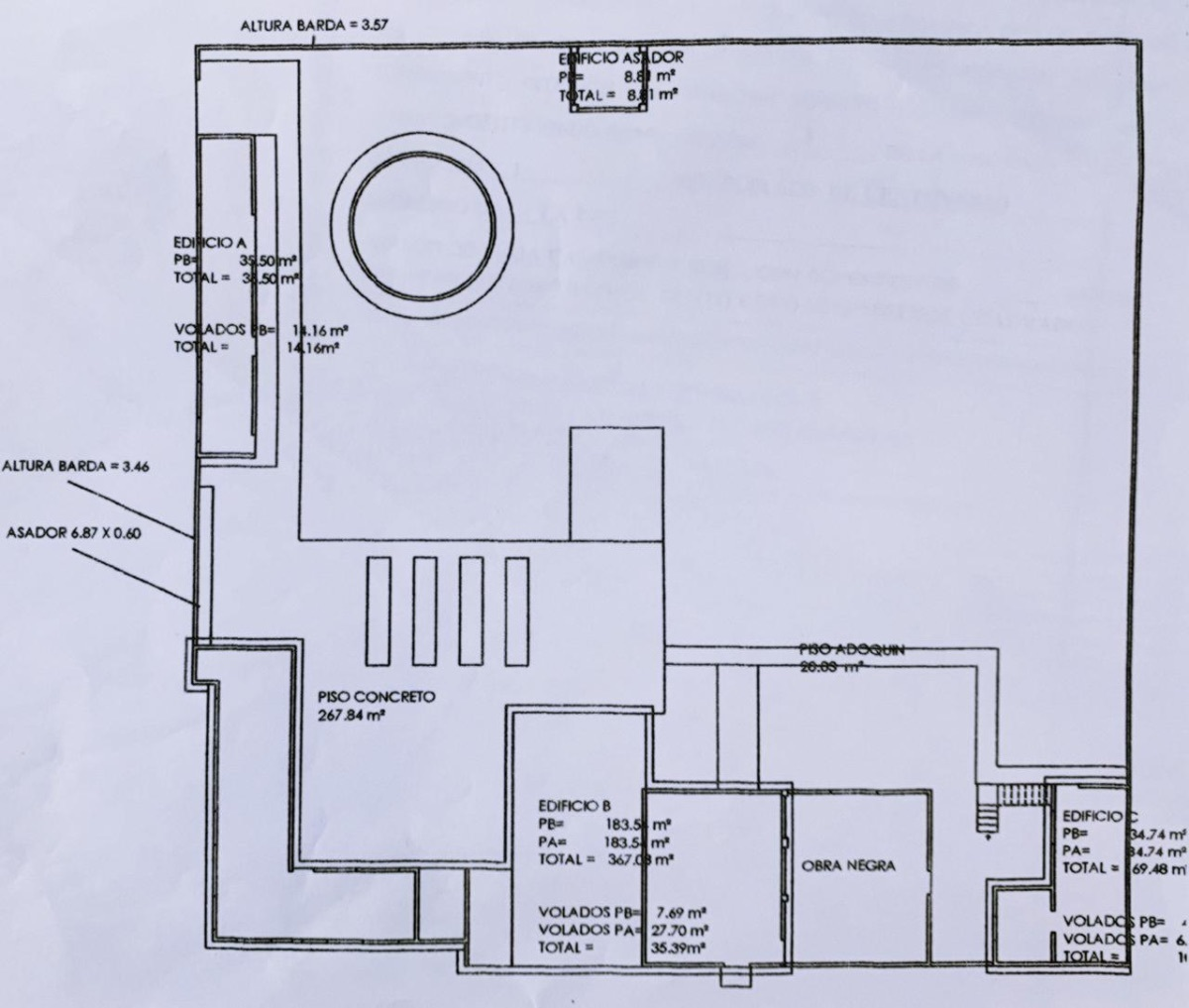 4 de 21: Plano de propiedad