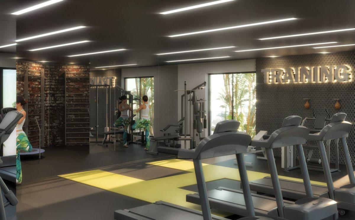 5 de 10: Gym
