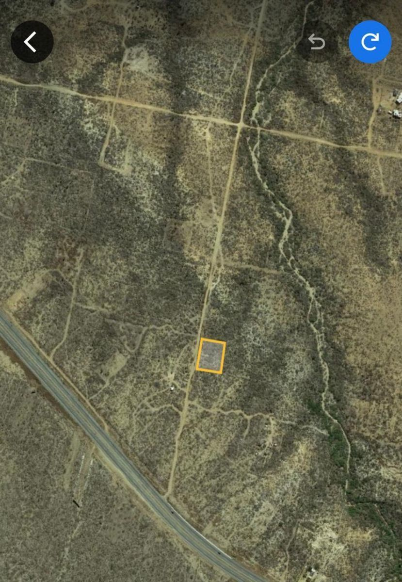 3 de 6: Terreno en Cerritos Vista aerea