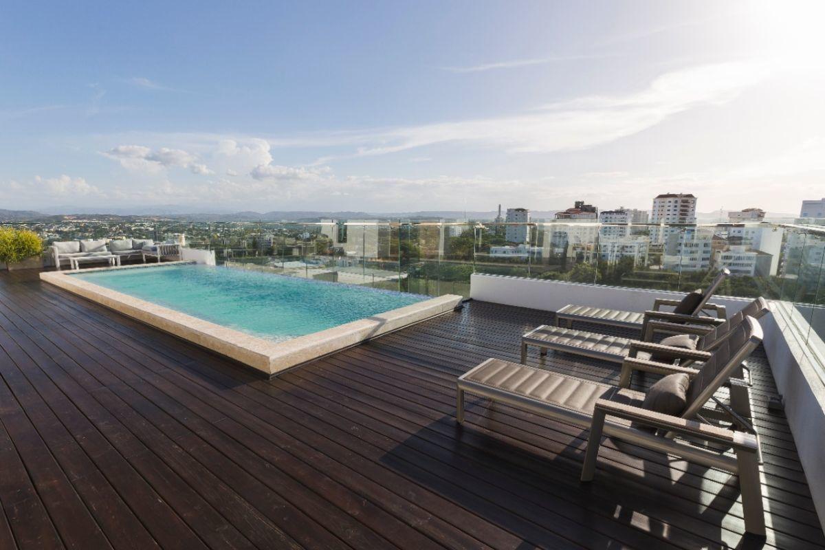 2 de 38: Apartamento vacacional santiago 2 dormitorios  piscina