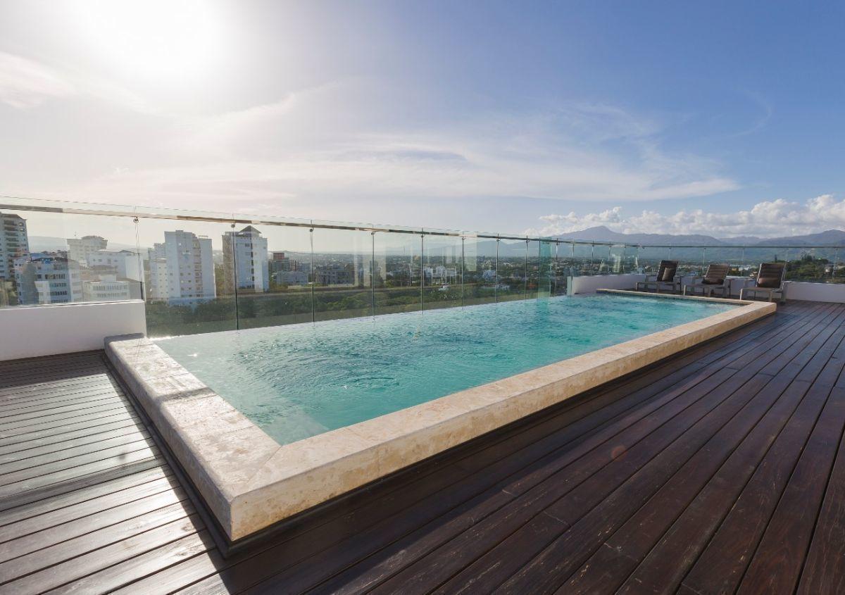3 de 38: Apartamento vacacional santiago 2 dormitorios  piscina