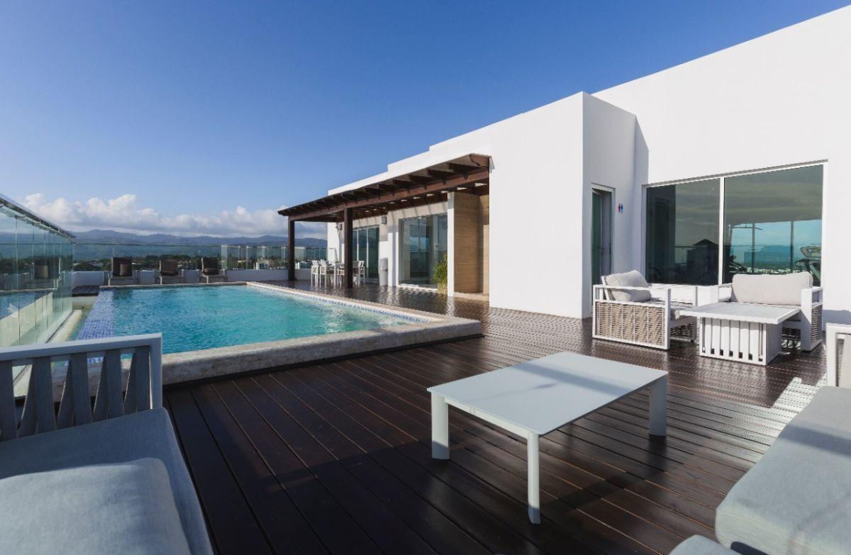 5 de 38: Apartamento vacacional santiago 2 dormitorios  piscina