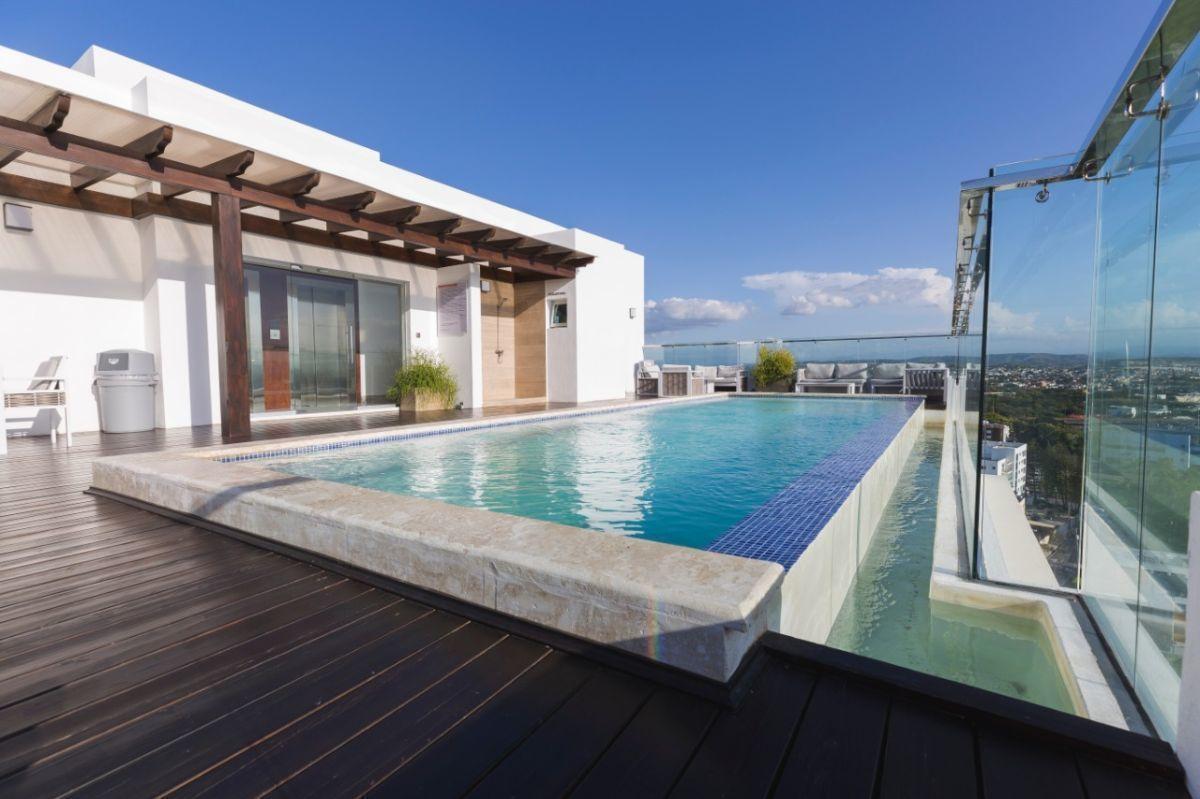 8 de 38: Apartamento vacacional santiago 2 dormitorios  piscina