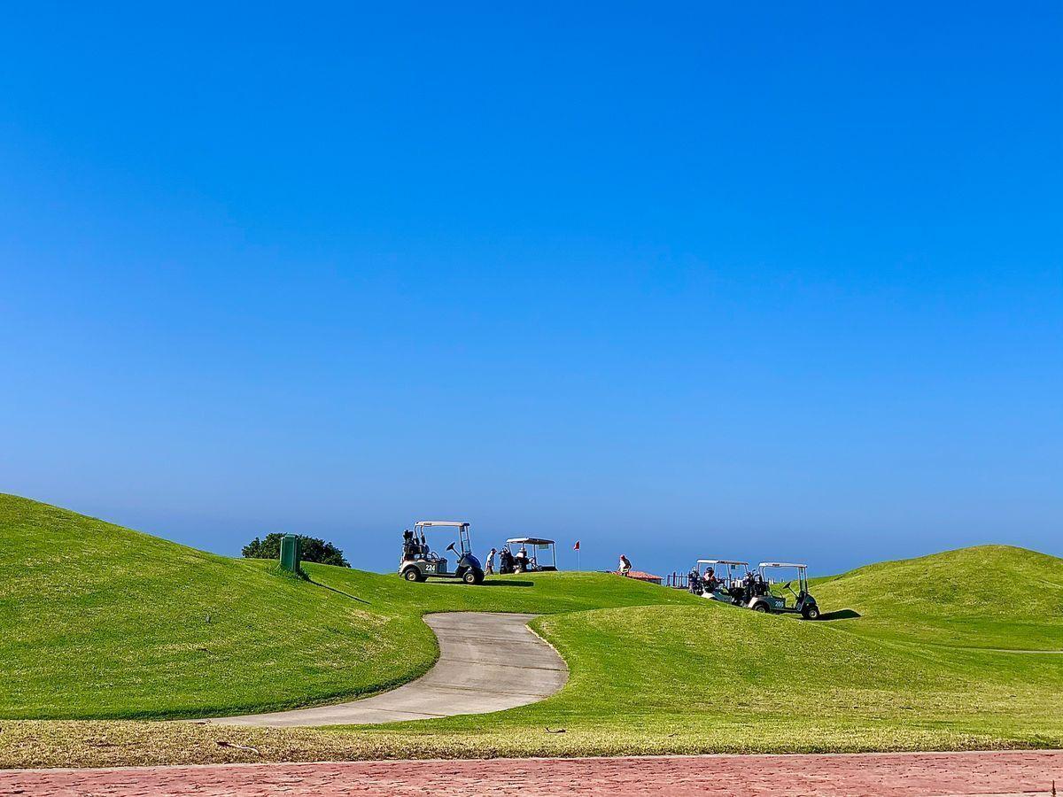 21 de 24: Campo de Golf