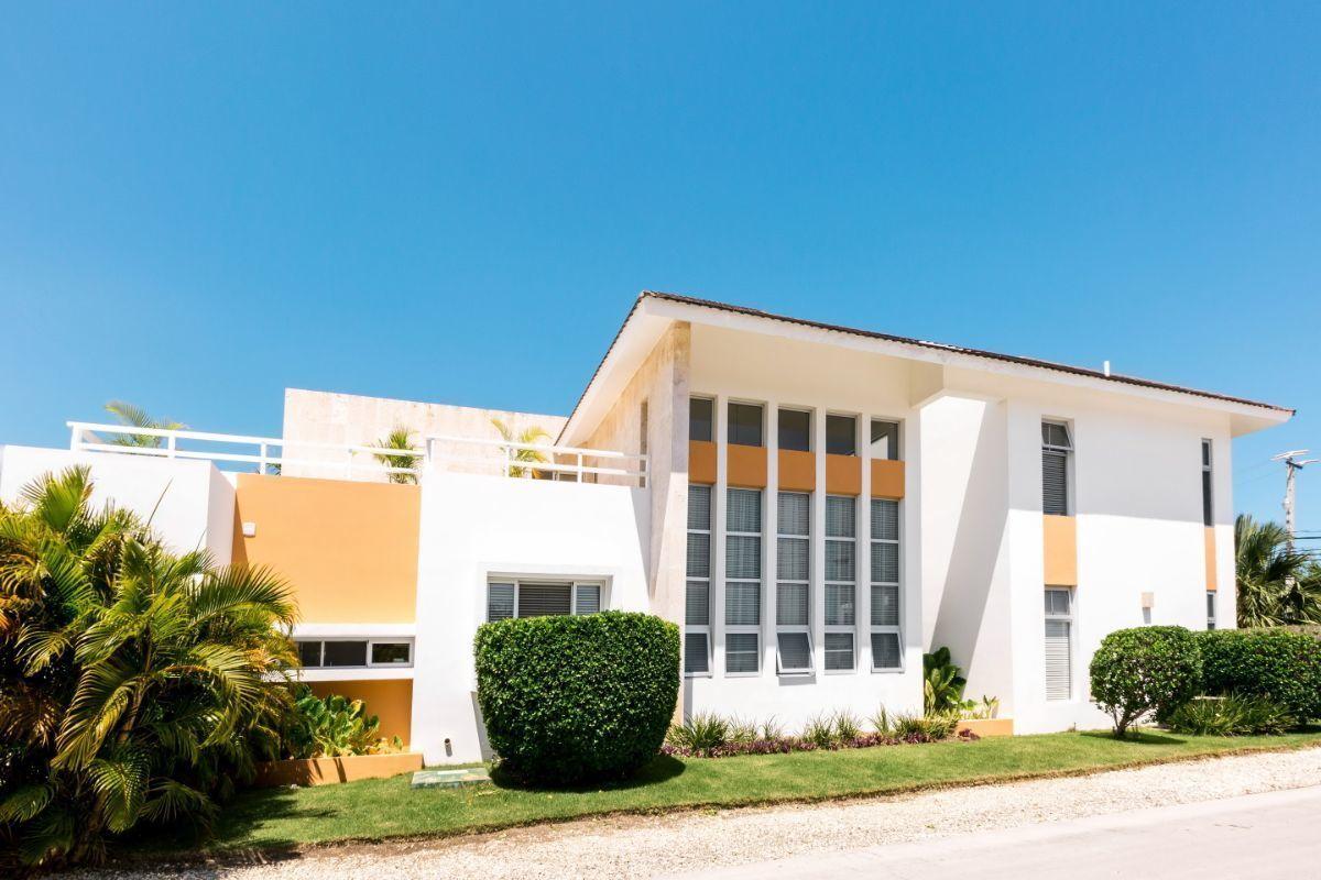 4 de 31: Villa alquiler punta cana village 4 dormitorios con picuzzi