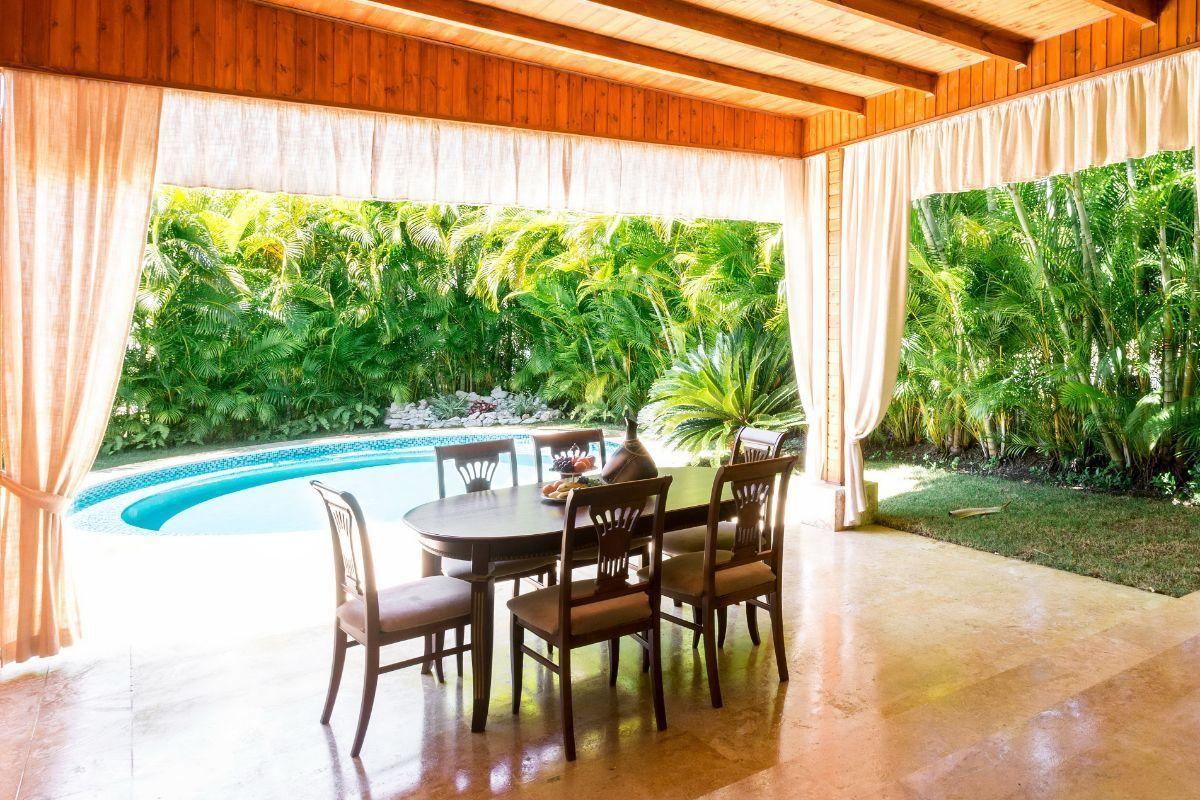 16 de 31: Villa alquiler punta cana village 4 dormitorios con picuzzi