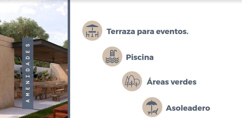 13 de 16: Departamento en Venta, Temozon, Mérida, Yuc. Chichen Realty