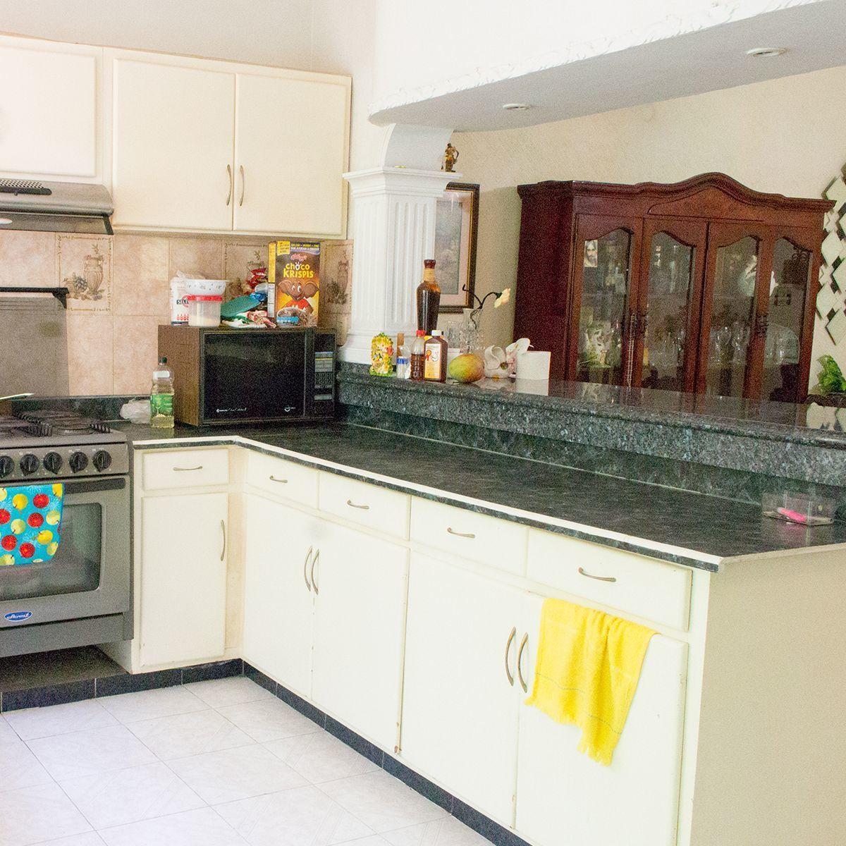 9 de 12: Su cocina tiene el tamaño ideal para realizar actividades