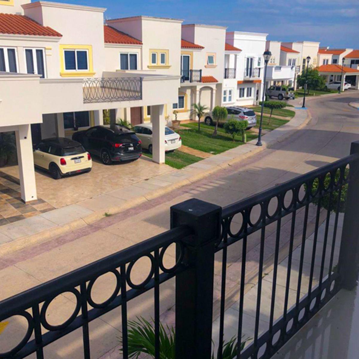 4 de 11: Su balcón ideal para disfrutar los atardeceres