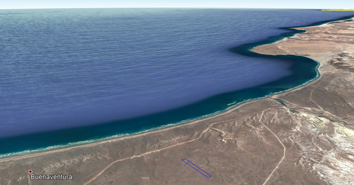 6 de 6: vista aérea playa y cercanías