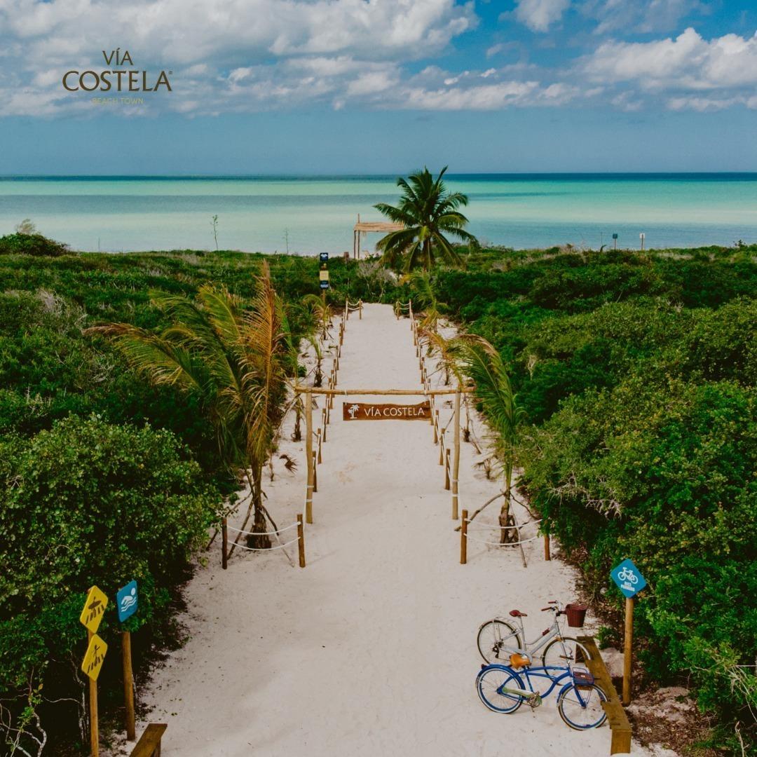 VÍA COSTELA Beach Town - Lotes residenciales con frente de playa con  servicios