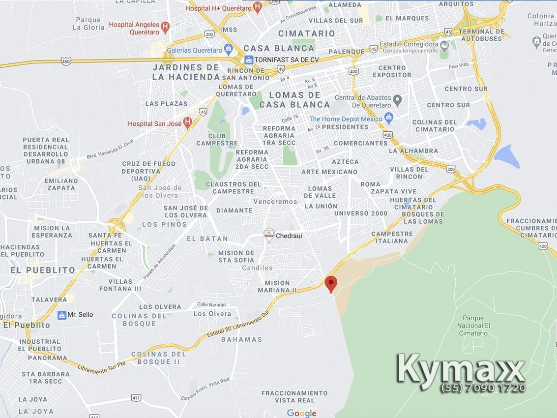 31 de 38: Mapa de Ubicación
