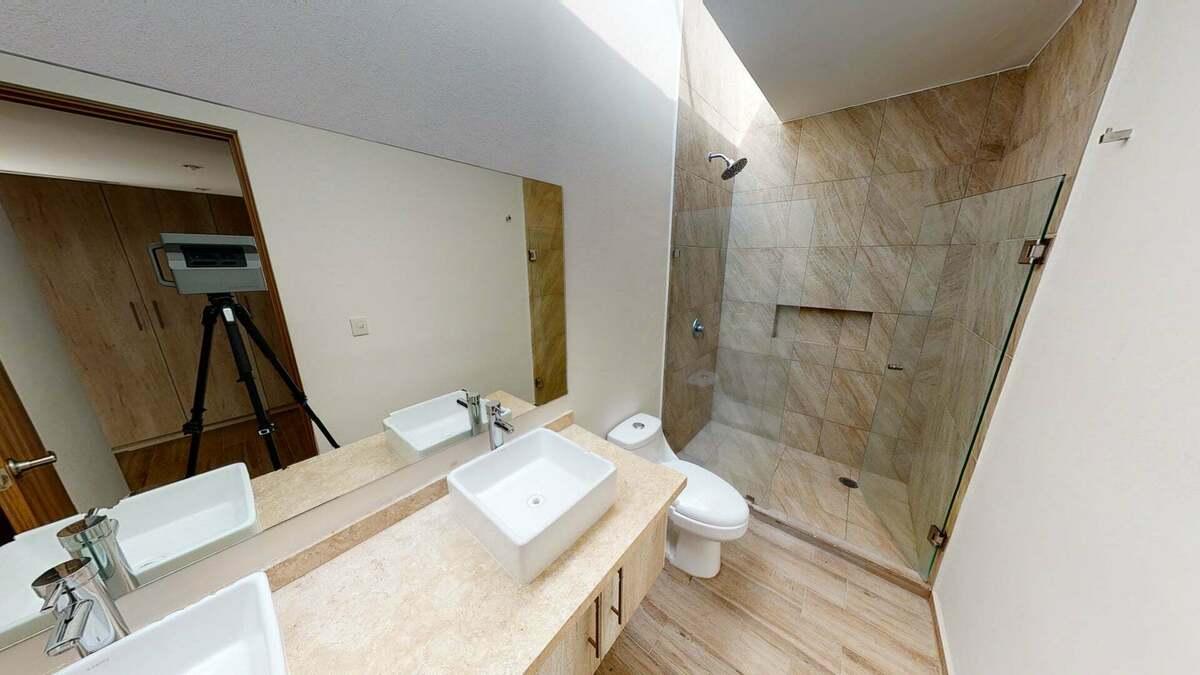 22 de 22: Baño Completo Doble Ovalin terminados de Lujo