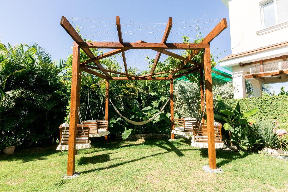 5 de 46: Villa Punta Cana village en venta 2 niveles 4 dormitorios