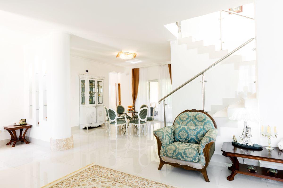 22 de 46: Villa Punta Cana village en venta 2 niveles 4 dormitorios