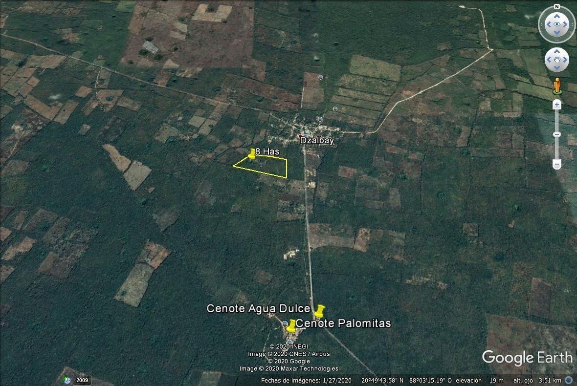 2 de 13: Ubicación geográfica del terreno