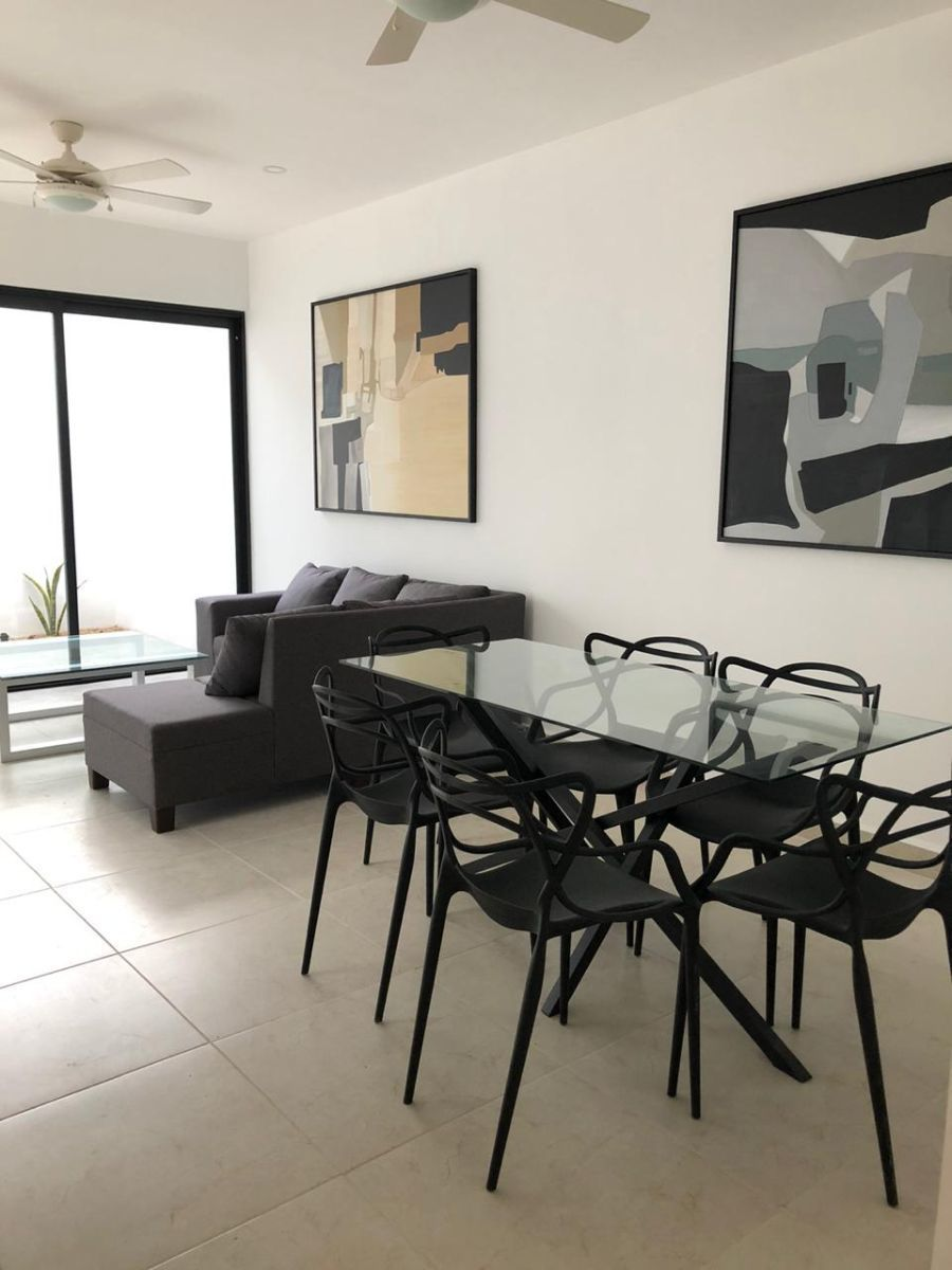 1 de 13: TownHouse en Renta Amueblado Santa Gertrudis Copo , Mérida Y
