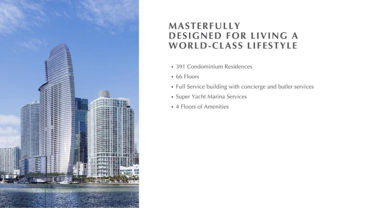 9 de 26: Departamento en Venta, Miami,  ASTON MARTIN Chichen Realty