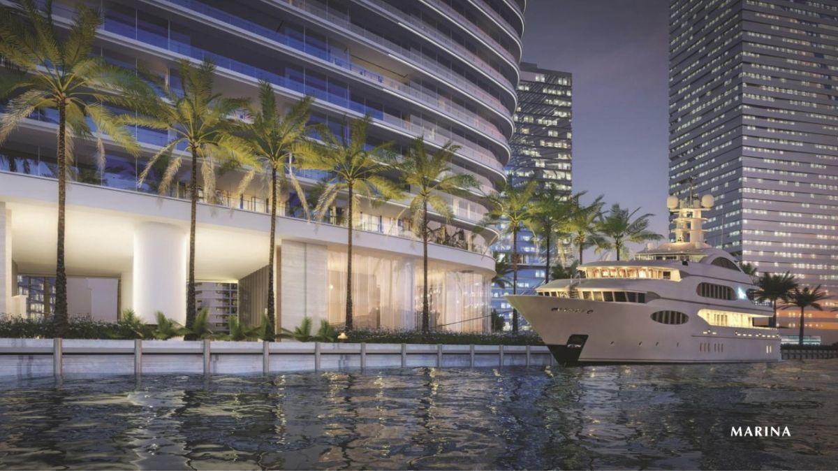 5 de 26: Departamento en Venta, Miami,  ASTON MARTIN Chichen Realty